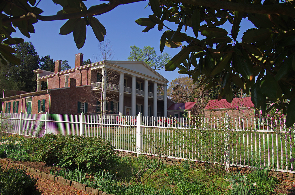 Hermitage, The Home of Andrew Jackson