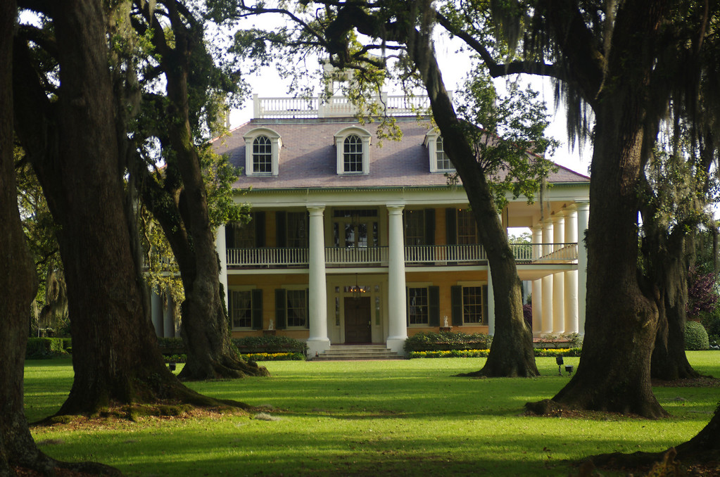 Houmas House Plantation and Gardens, Darrow, Louisiana