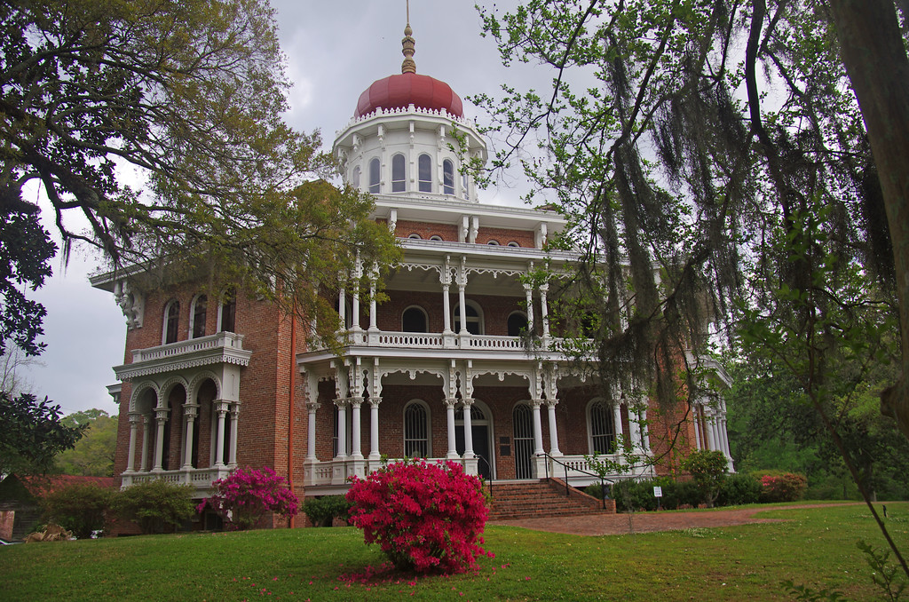 Longwood Mansion, Natchez, Mississippi