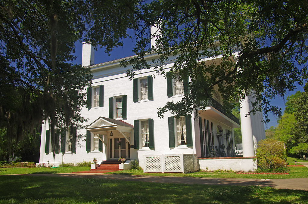 Oak Lawn Manor, Franklin, Louisiana