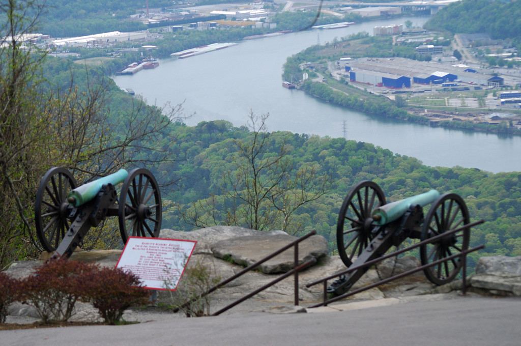 Chickamauga and Chattanooga National Military Parks
