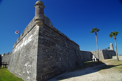 Castillo de San Marcos, National Monument